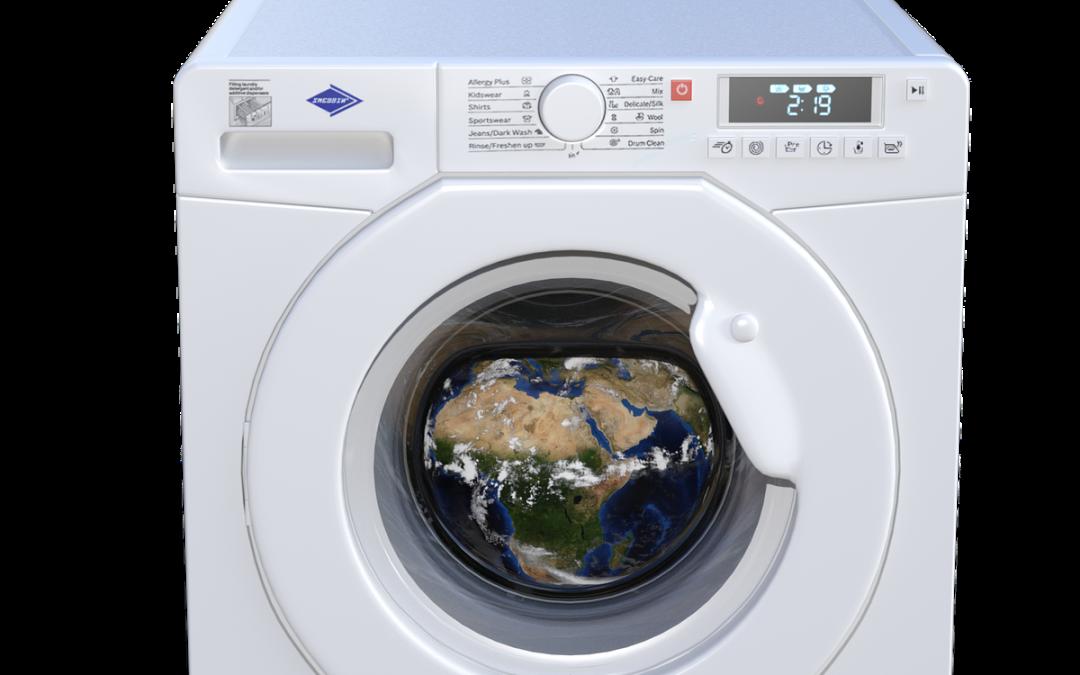 Dlaczego drzwiczki pralki się nie zamykają?
