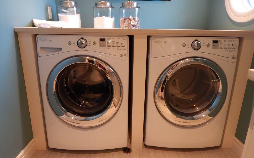Jakie są przyczyny nieodwirowania wody przez pralkę?