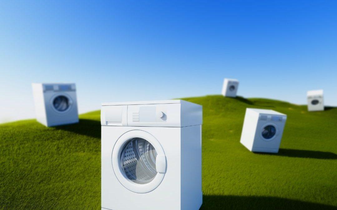Kategoria slim bestsellerem na rynku pralek według rankingu 2020
