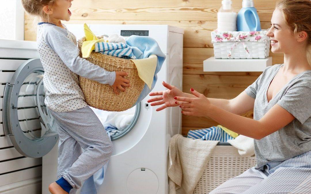 Automatyczne dozowanie detergentu w pralkach